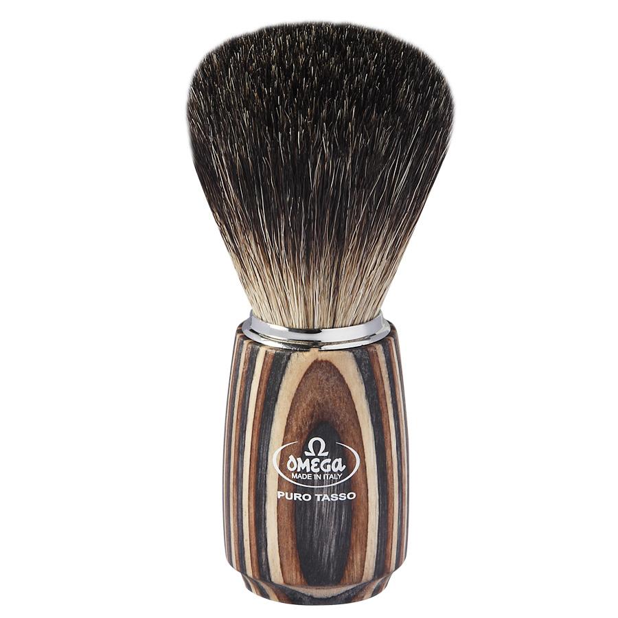 Omega Brush Pennelli da Barba e da Vernice