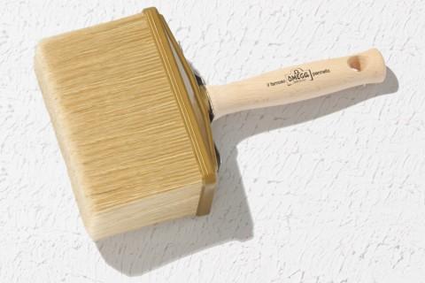 Omega Block Paint Brush X